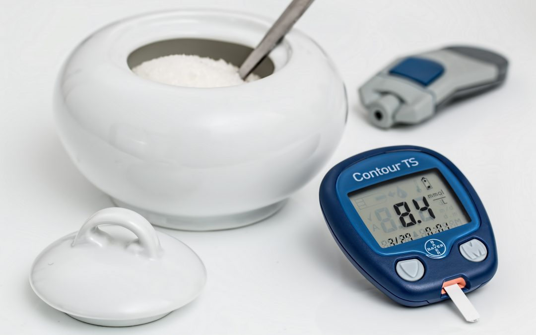 ¿Cómo puedes bajar el azúcar en sangre?