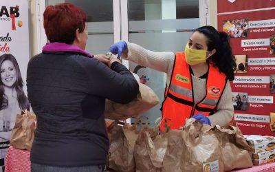 Coronavirus: La Mano que Ayuda sigue respaldando a los más vulnerables